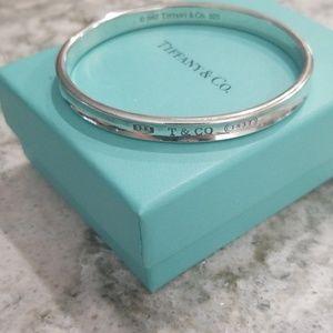 Tiffany & Co. Sterling Silver Bangle